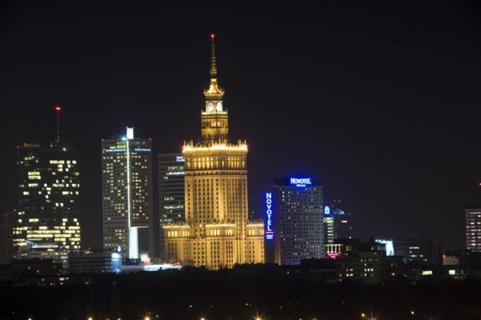 Warszawa najatrakcyjniejsza w Europie Środkowo-Wschodniej