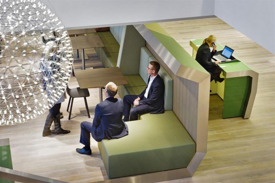 Lepsze nastroje wśród najemców powierzchni biurowych - raport