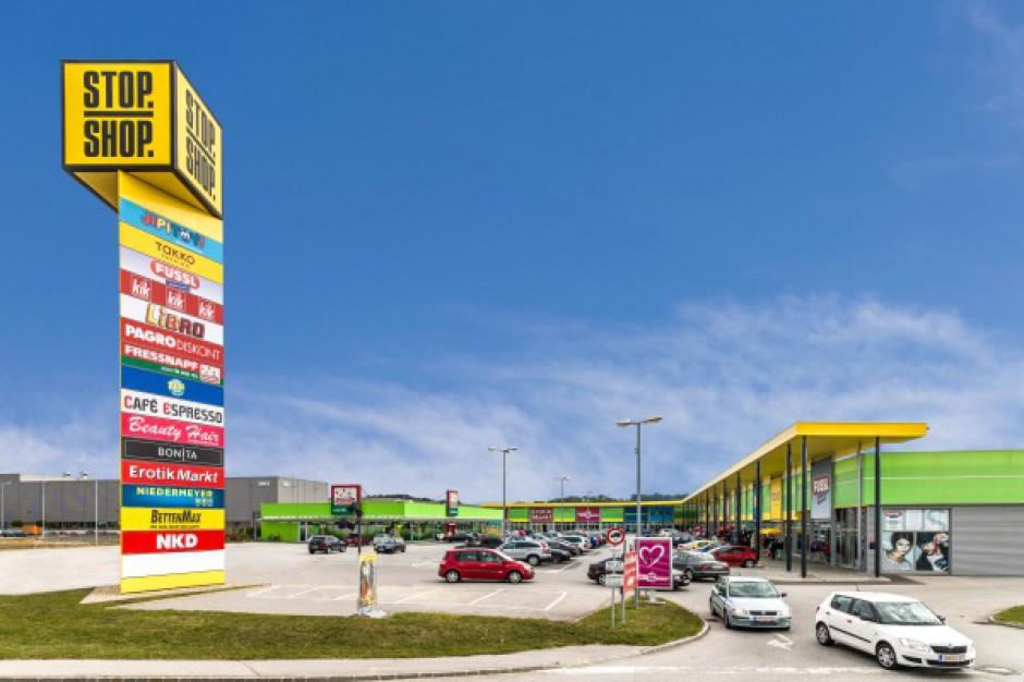 Immofinanz Group zwiększa liczbę parków handlowych Stop. Shop. w Czechach i Słowenii
