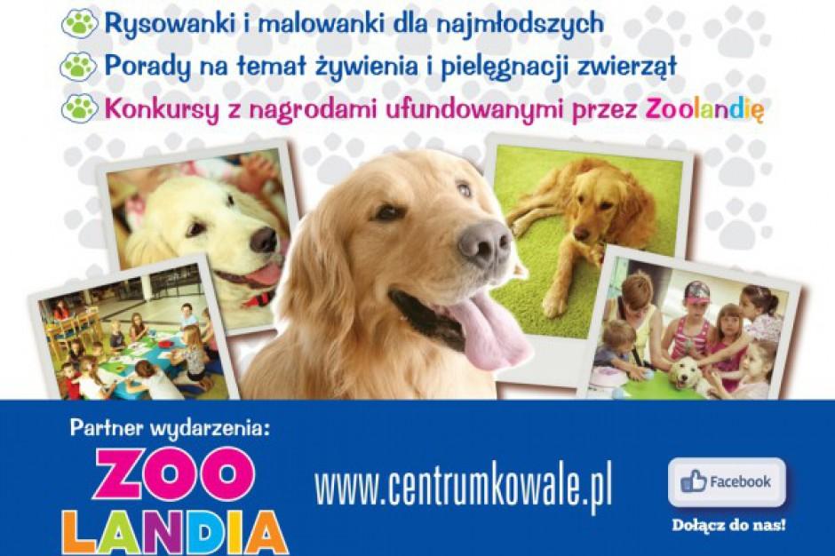 Centrum Kowale zadba o zwierzaki