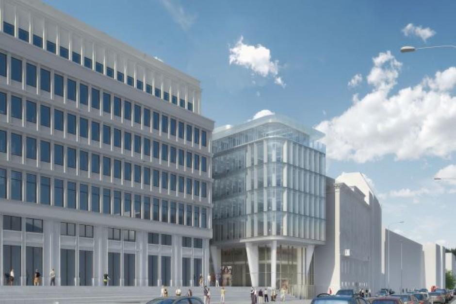 CBRE wyłacznym agentem nowej inwestycji Centrum Bankowo-Finansowego