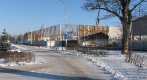 Trwa budowa Galerii Piła - zobacz zdjęcia