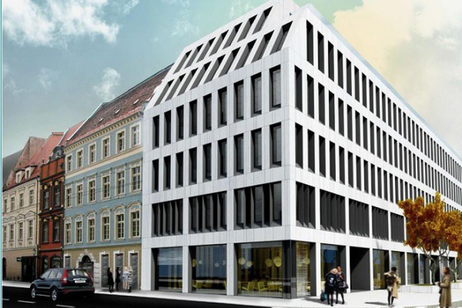Tekton szykuje się do budowy biurowca we Wrocławiu