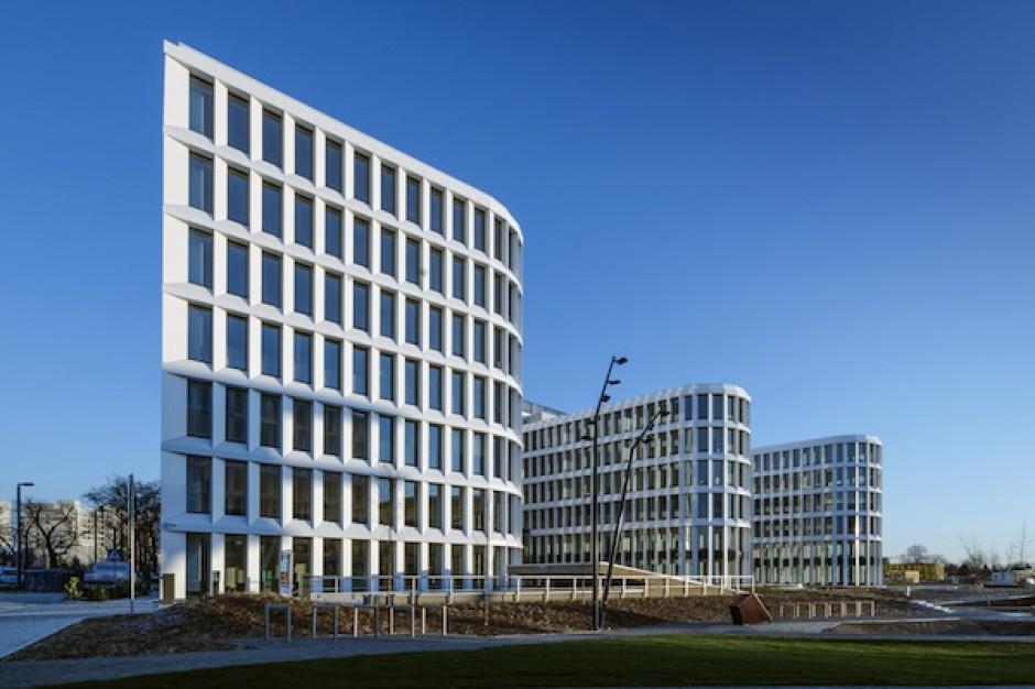 Business Garden Warszawa wyróżniony certyfikacją LEED Gold