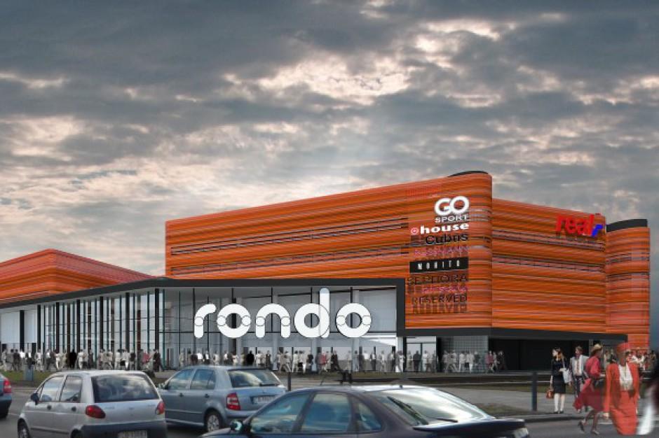 Centrum handlowe Rondo zmienia oblicze
