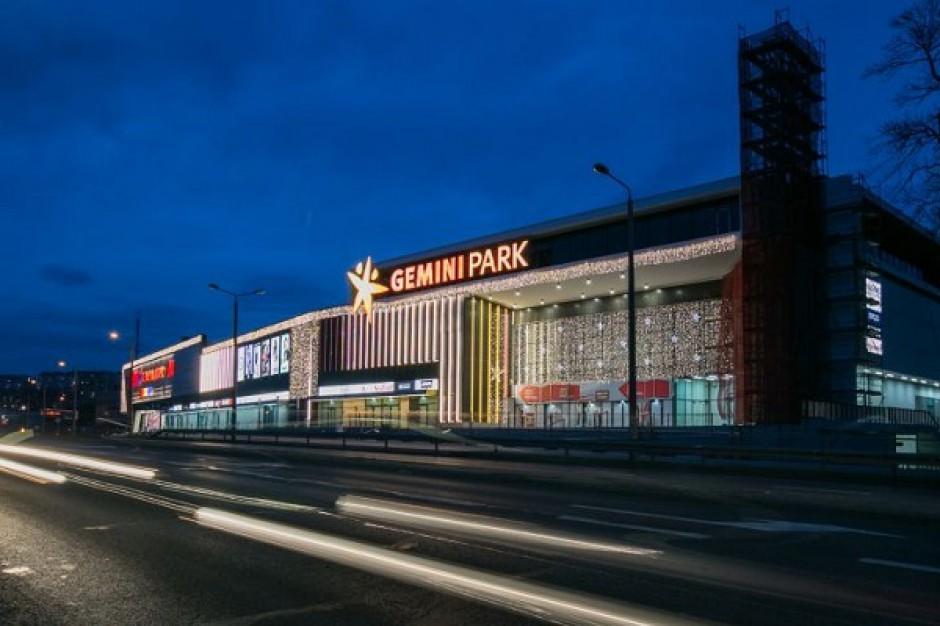 Prace w Gemini Park Bielsko-Biała na ostatniej prostej