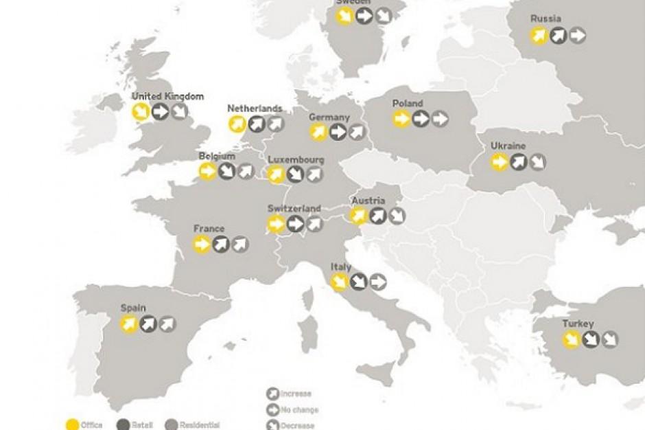 EY: Ceny polskich nieruchomości pozostaną na stabilnym poziomie