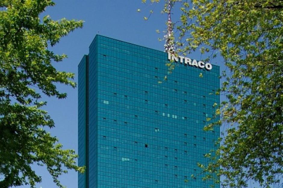Ewakuacja wieżowca Intraco