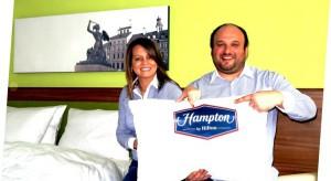 Hampton by Hilton nagrodzony