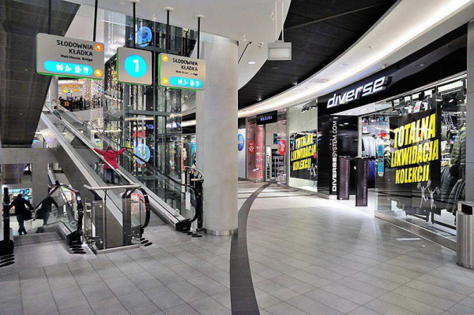 Zmodernizowano salon Diverse w galerii Focus Mall Rybnik