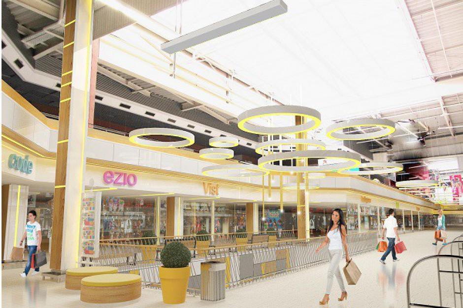 Wystartowała modernizacja CH Auchan Katowice