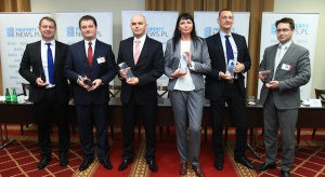Statuetki Prime Property Prize Trójmiasto 2014 przyznane
