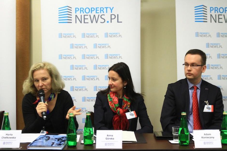 Sesja o rynku hotelarskim na Property Forum Trójmiasto 2014 w obiektywie