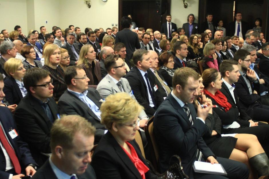 Fotorelacja z sesji inauguracyjnej konferencji Property Forum Trójmiasto