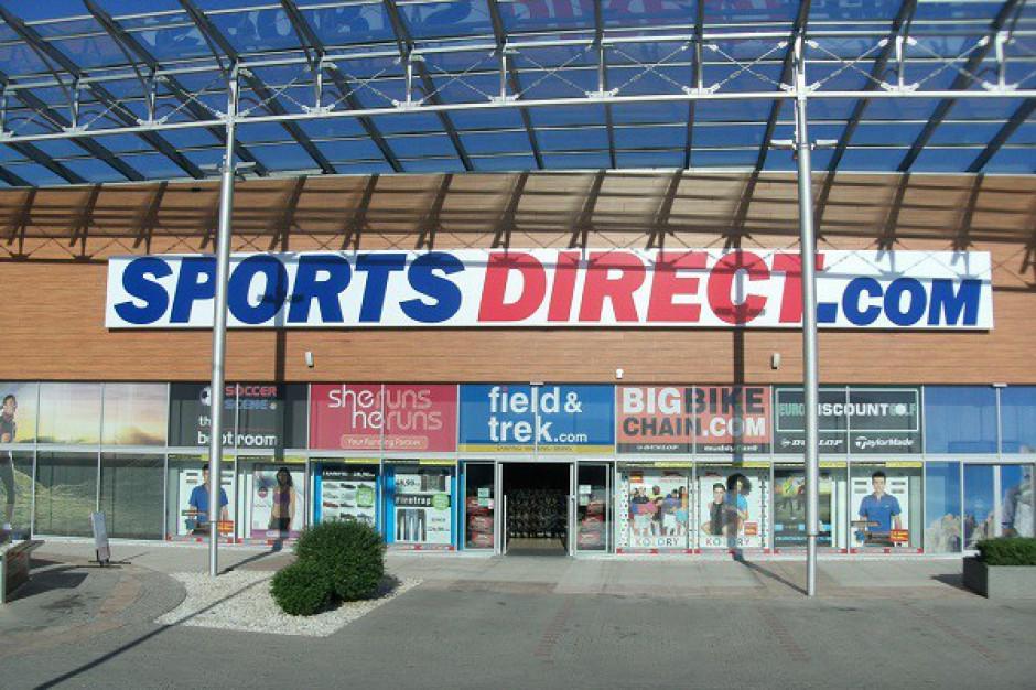 Sports Direct pozbywa się znanej marki
