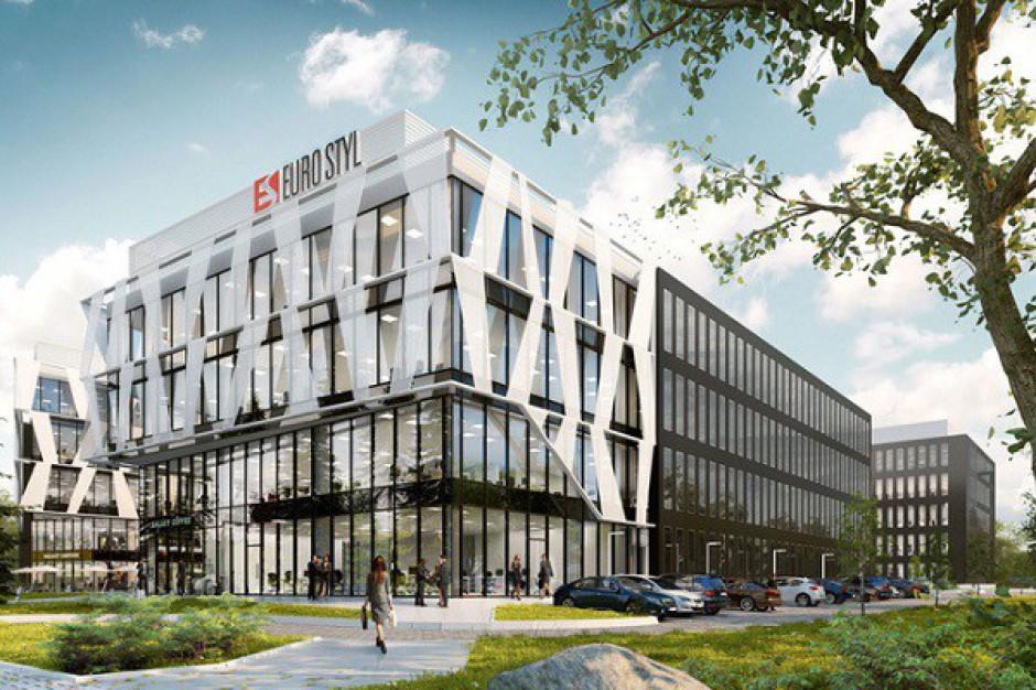 Euro Styl zbuduje kolejny kompleks biurowy w Trójmieście
