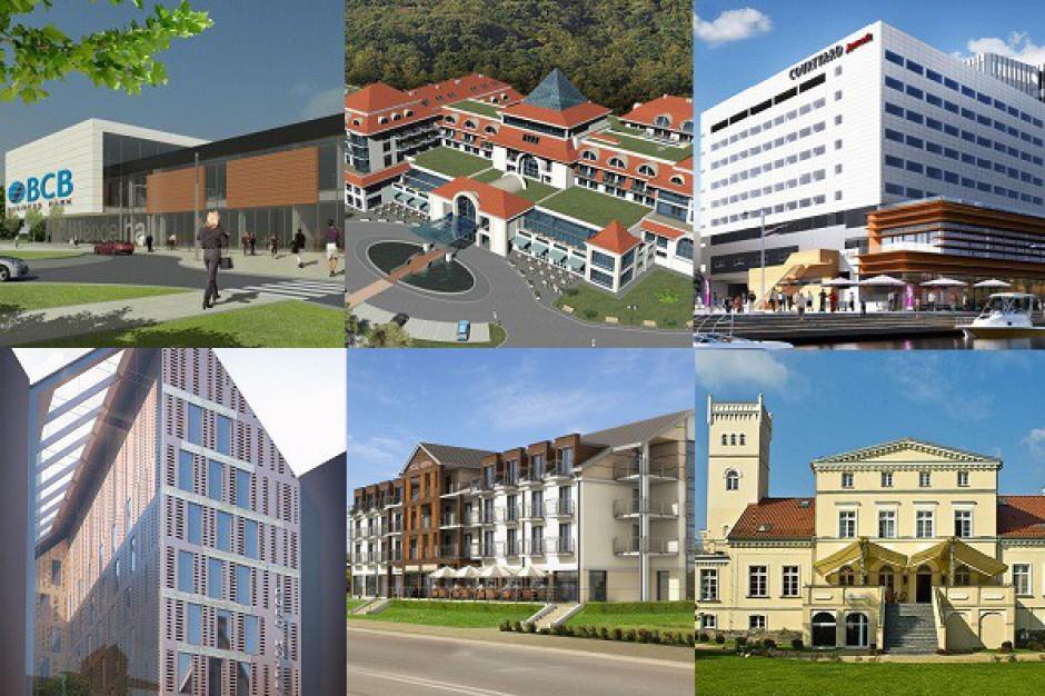 Poznaj planowane inwestycje hotelowe na Pomorzu