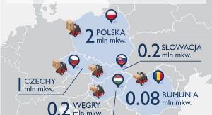 Europa korzysta z rekordowego popytu na powierzchnie magazynowe - raport