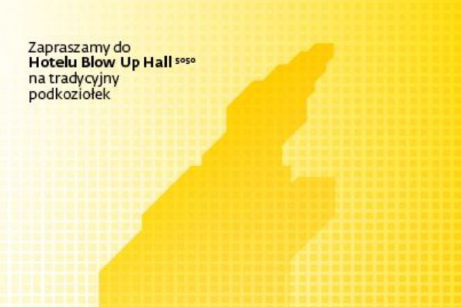 Ostatki w hotelu Blow Up Hall 5050
