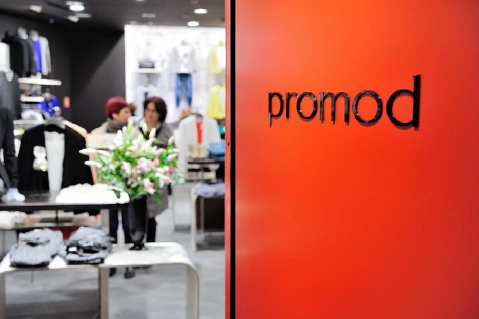 Promod zmienia wystrój salonu w galerii Focus Mall Rybnik