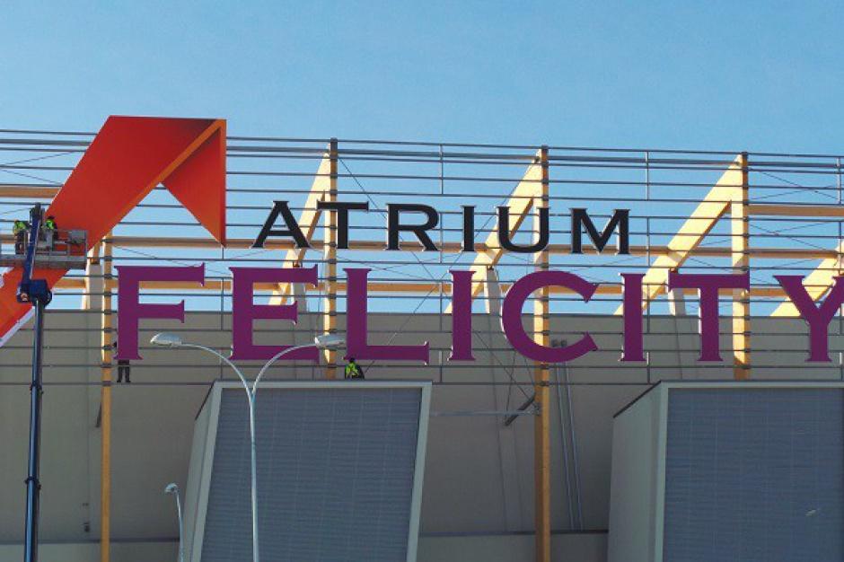 Atrium kończy przygotowania do otwarcia centrum handlowego w Lublinie