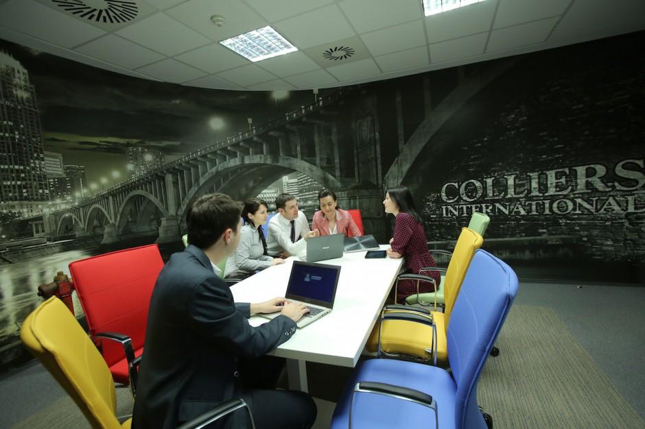 Efektowne i inspirujące - biuro przyszłości