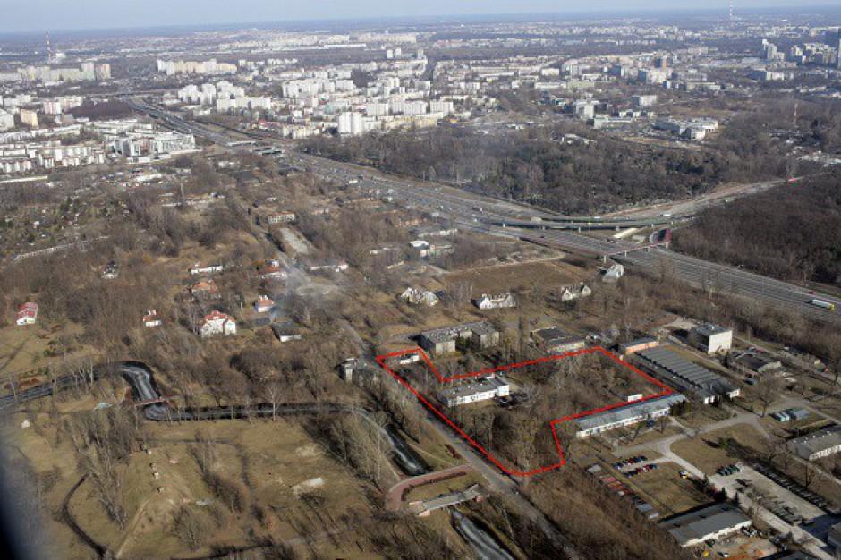 AMW sprzedaje nieruchomość na warszawskim Bemowie
