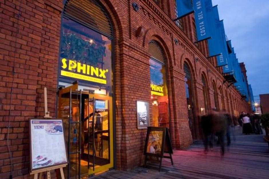 20 proc. restauracji Sphinx i Chłopskie Jadło nie wznowiło sprzedaży
