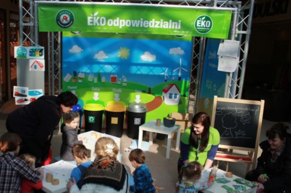 Kampania Ekoodpowiedzialni w Centrach Handlowych Auchan