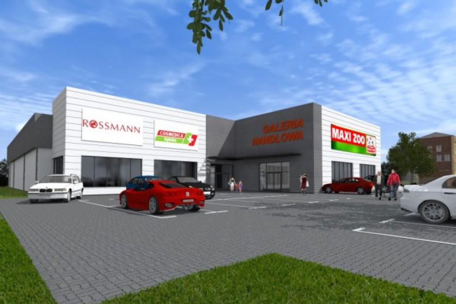 Totalbud wybuduje centrum handlowe na warszawskiej Białołęce