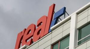 Sieć hipermarketów Real w nowym portfelu