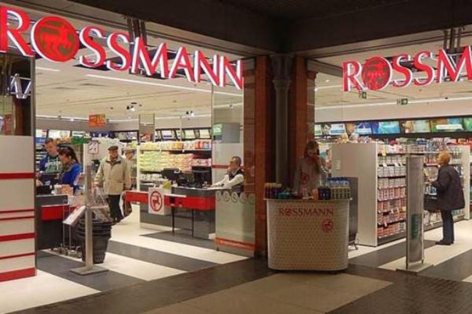 Rossmann zmienił wystrój sklepu w Starym Browarze