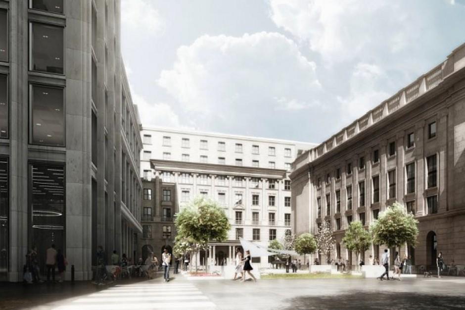 Qualia zmieni oblicze centrum Warszawy. Powstaną dwa budynki wieżowe