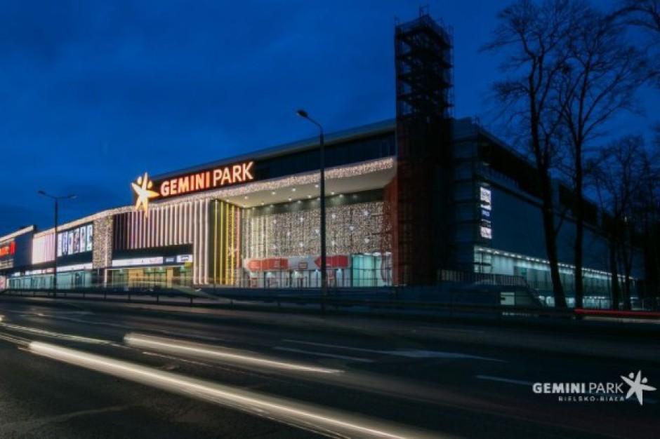 Ostatnie przygotowania do otwarcia Gemini Park Bielsko-Biała