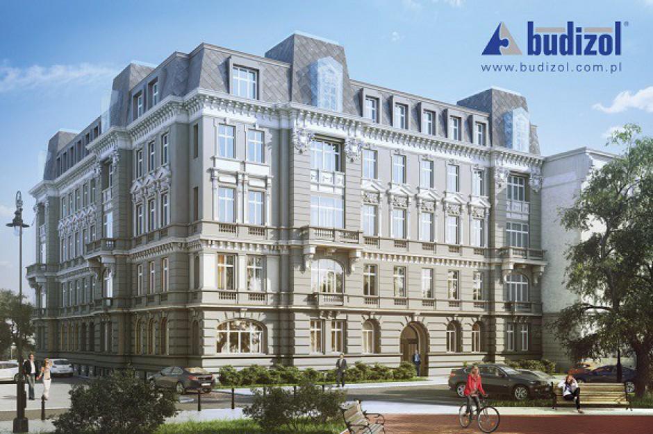 Budizol szykuje biurową rewitalizację w centrum Warszawy - wizualizacje
