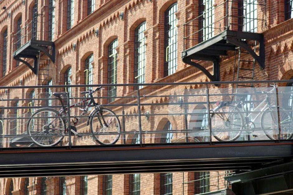 Manufaktura otwiera się na cyklistów