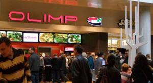 Gastromall wzmacnia markę Olimp