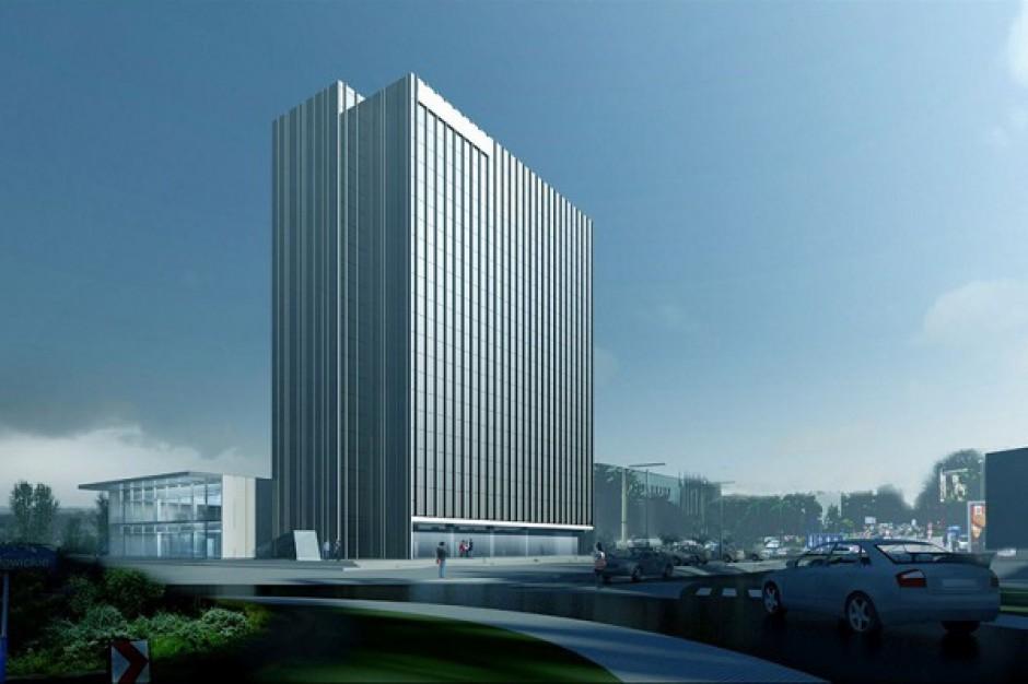 Biurowo-handlowa inwestycja w Rybniku