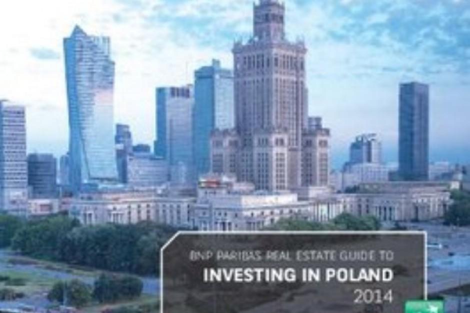 BNP Paribas Real Estate publikuje przewodniki po rynkach nieruchomości komercyjnych