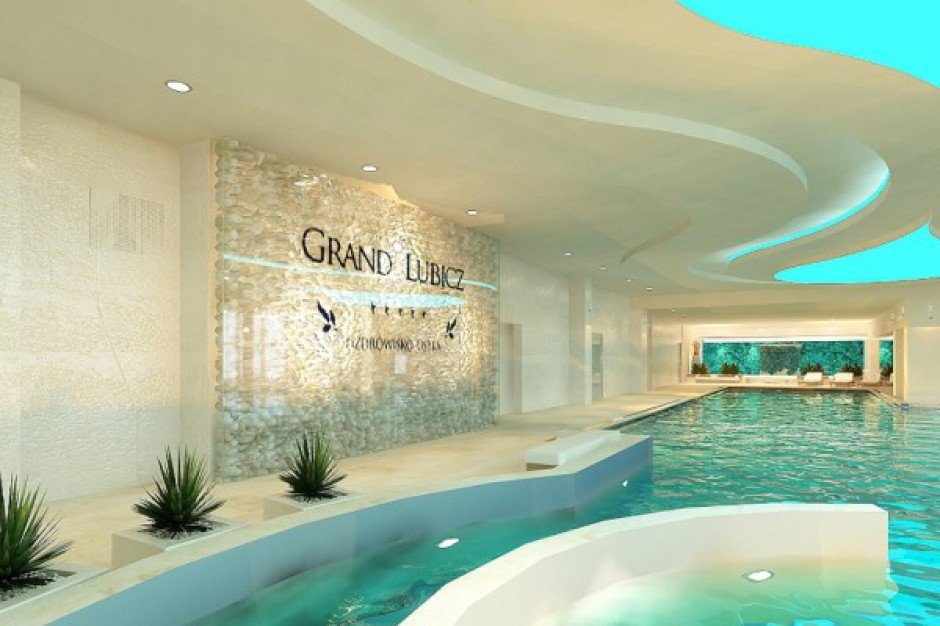 Hotel Grand Lubicz startuje w czerwcu