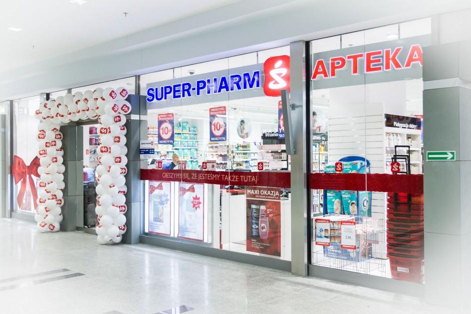 Super-Pharm w premierowych lokalizacjach