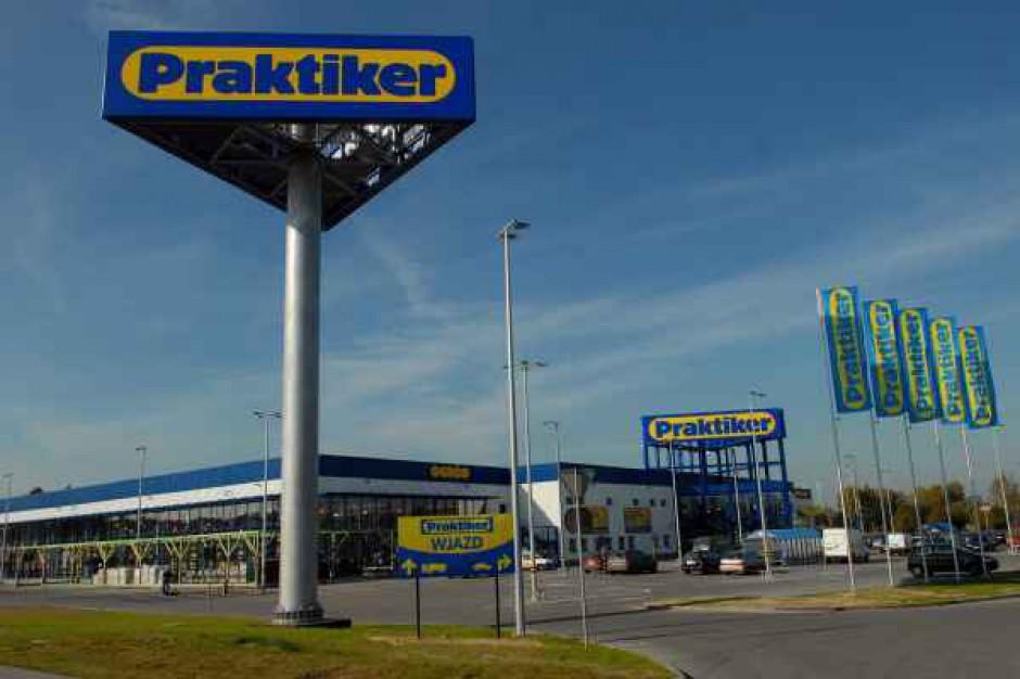 Kolejne markety Praktiker znikają z polskich miast