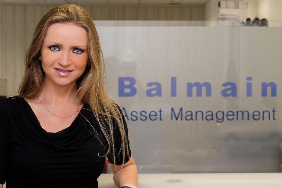 Balmain awansuje w dziale leasingu