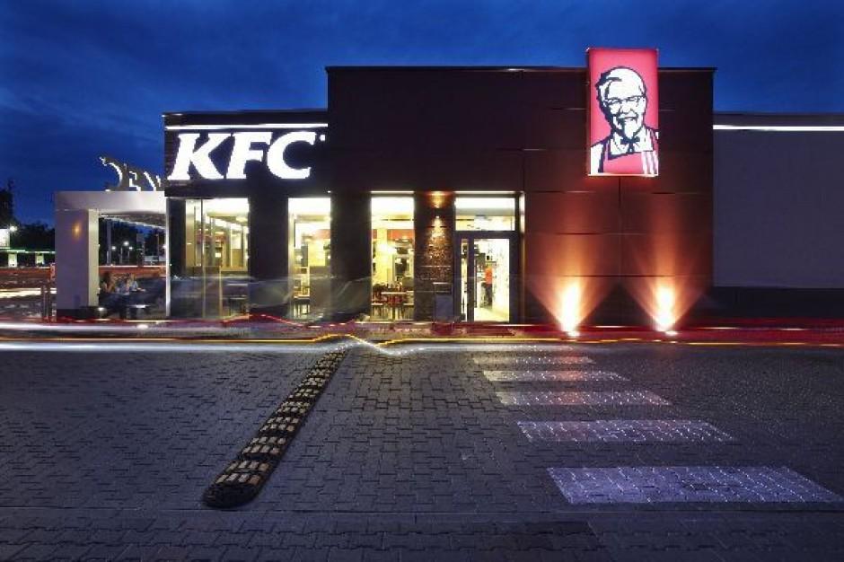 KFC wybiera lokalizacje w galeriach handlowych