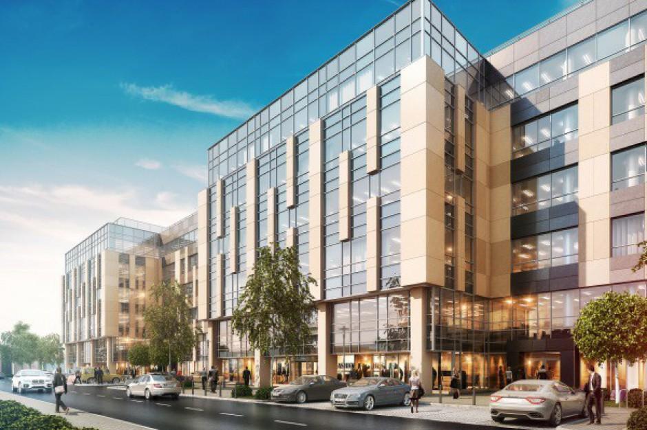 Prochem wynajmie powierzchnie biurowe we własnym projekcie w stolicy