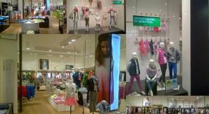 Salony Benetton w 13. polskich miastach
