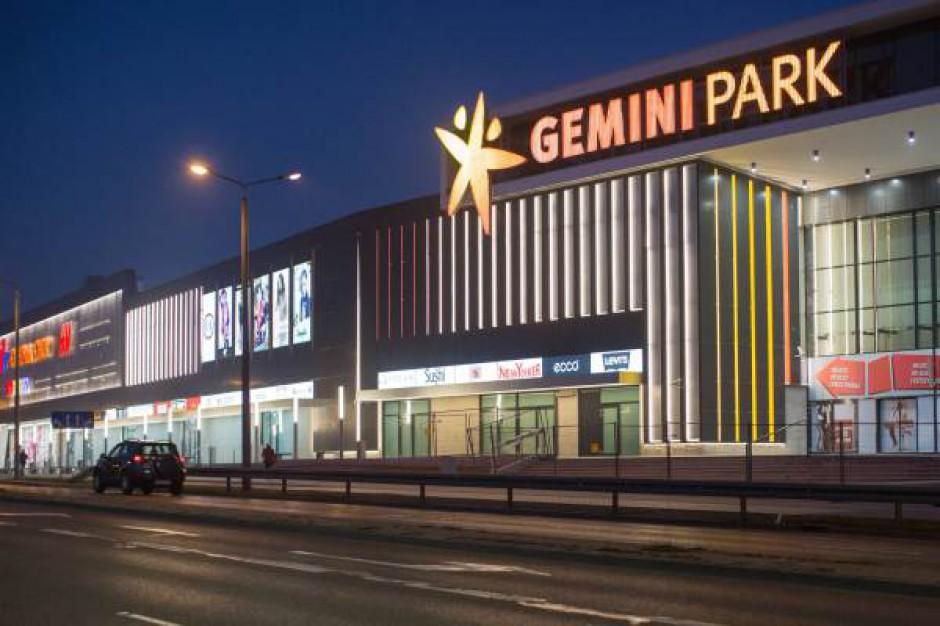 Zbliża się otwarcie rozbudowanego Gemini Park Bielsko-Biała