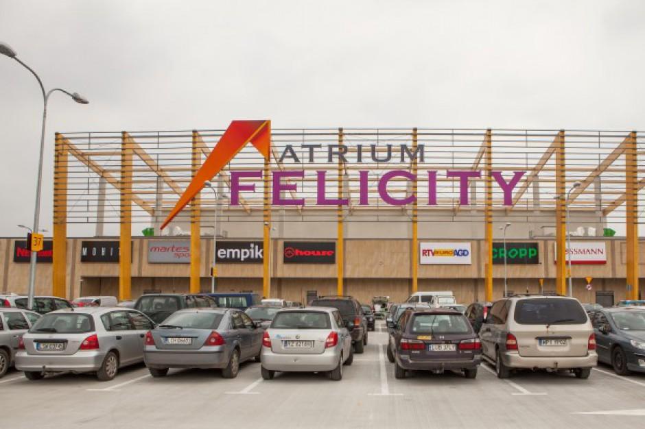 Atrium Felicity podsumowało pierwszy weekend działalności