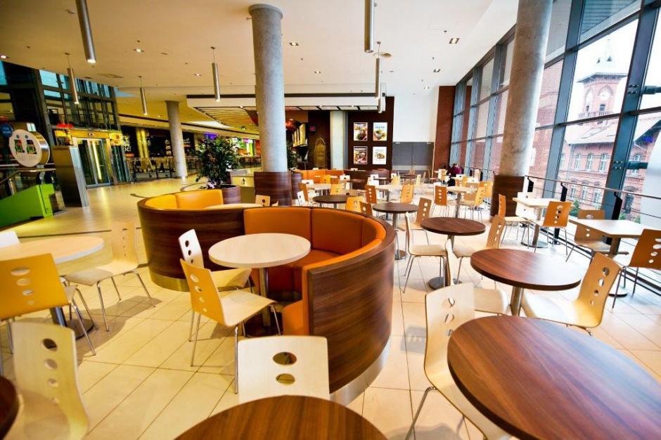 Zmiany w wystroju Focus Mall Bydgoszcz