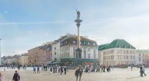 UNESCO chce zmian w projekcie biurowca na warszawskim Podwalu